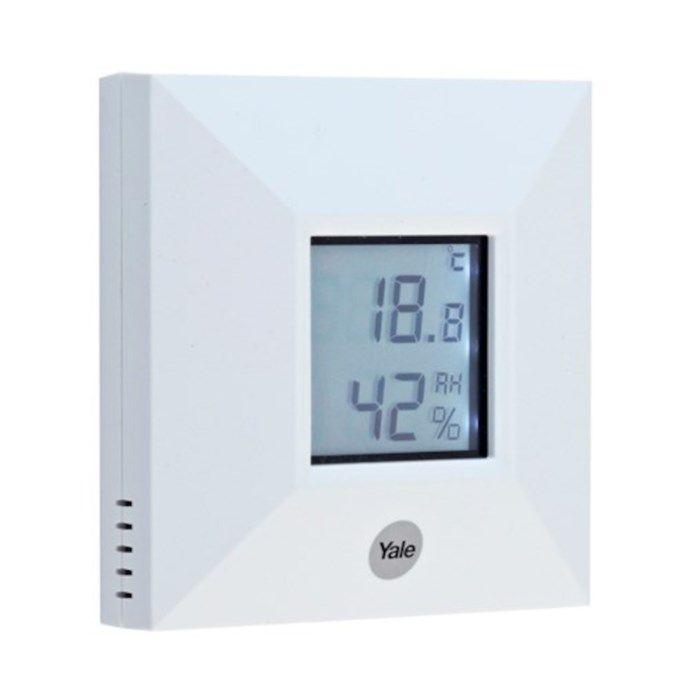Yale Temperatursensor för larmsystem 1-pack