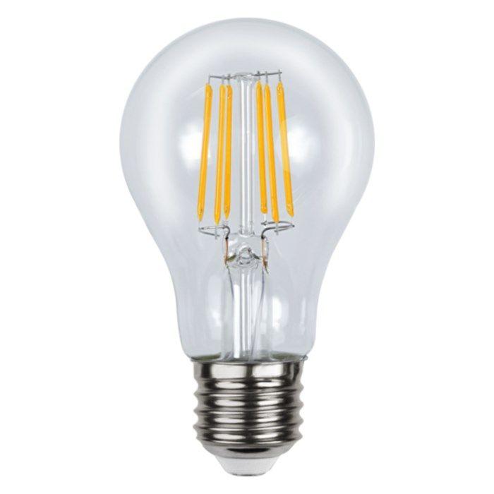 LED-lampa E27 12-24V 450 lm
