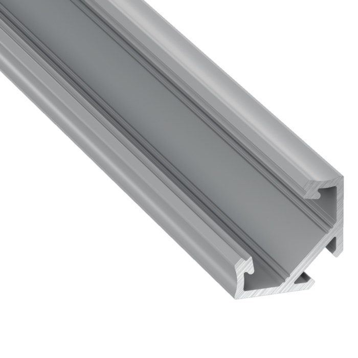 Nextec Aluminiumprofil hörnmontage för LED-lister