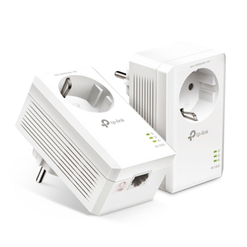 TP-link TL-PA7010P KIT Homeplug 1 Gb/s 2-pack