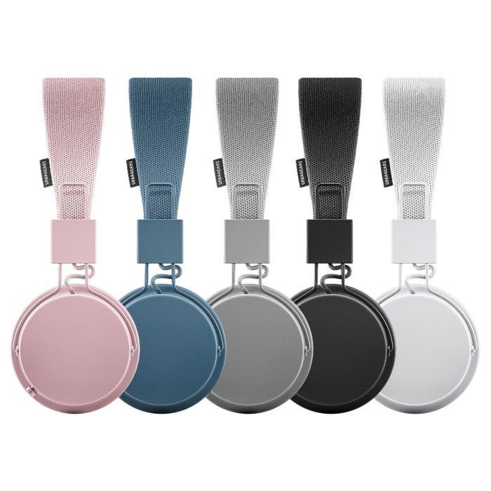 Urbanears Plattan II Wireless Bluetooth-headset Rosa