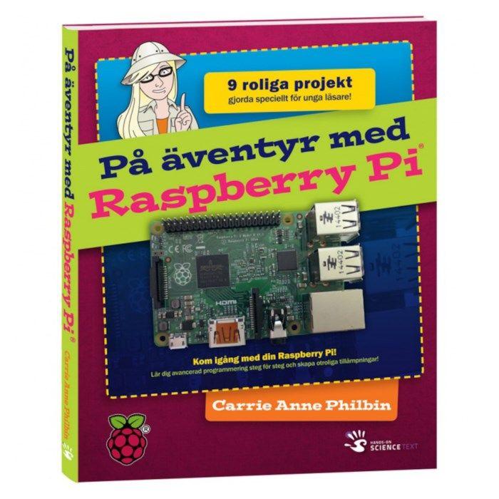På äventyr med Raspberry Pi