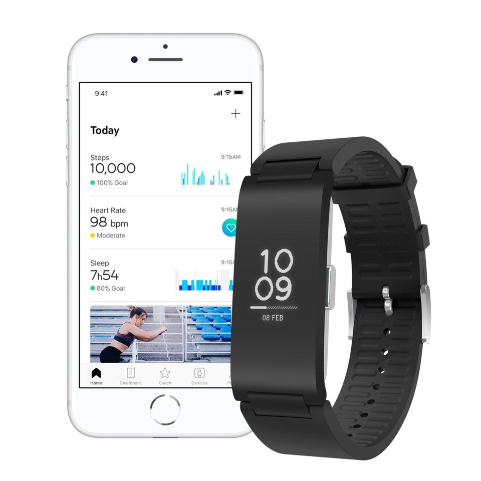 Withings Pulse HR Aktivitetsarmbånd