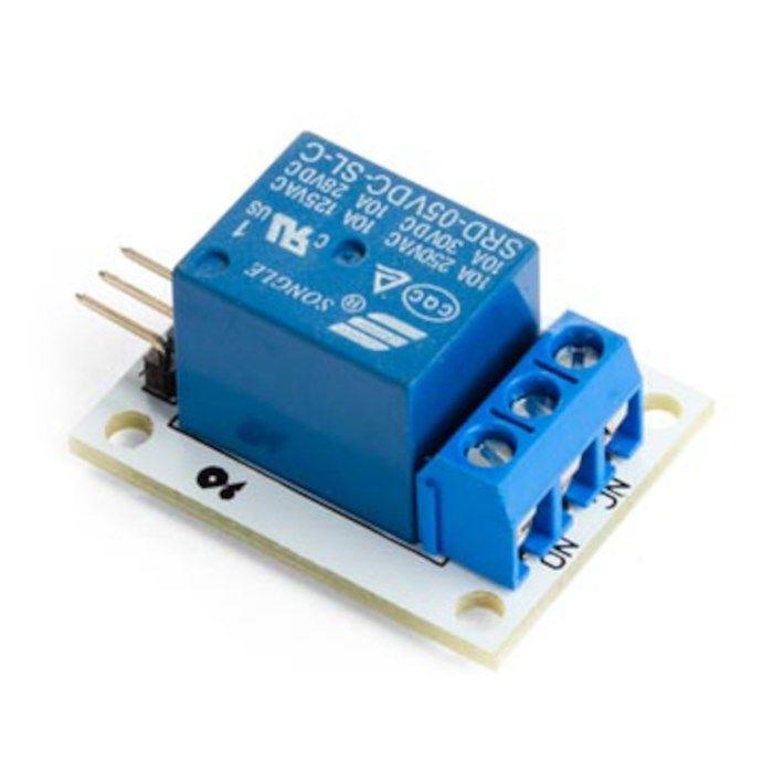 Relämodul för Arduino 1x