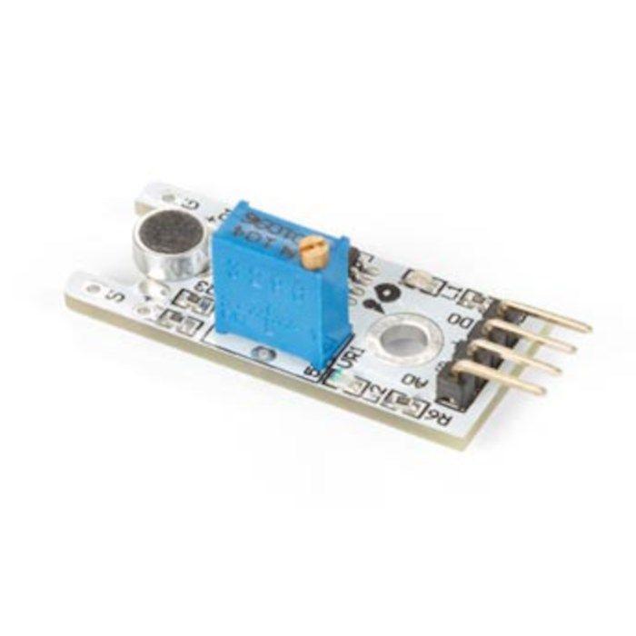 Ljudsensormodul för Arduino