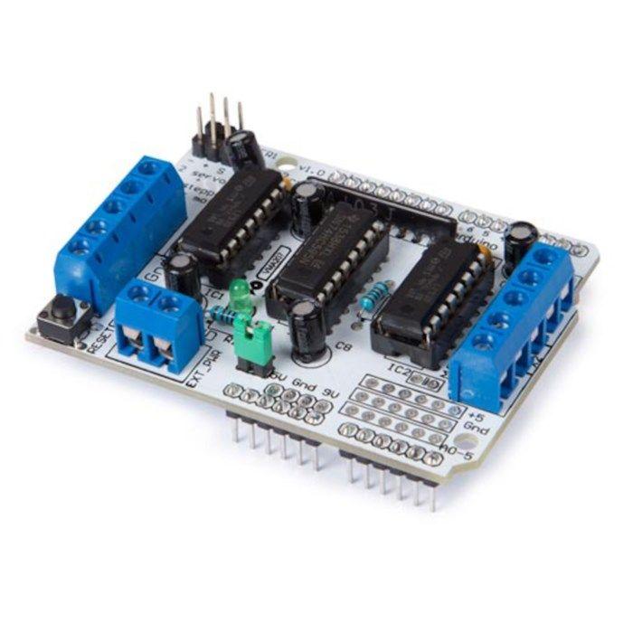 Motor-shield för Arduino