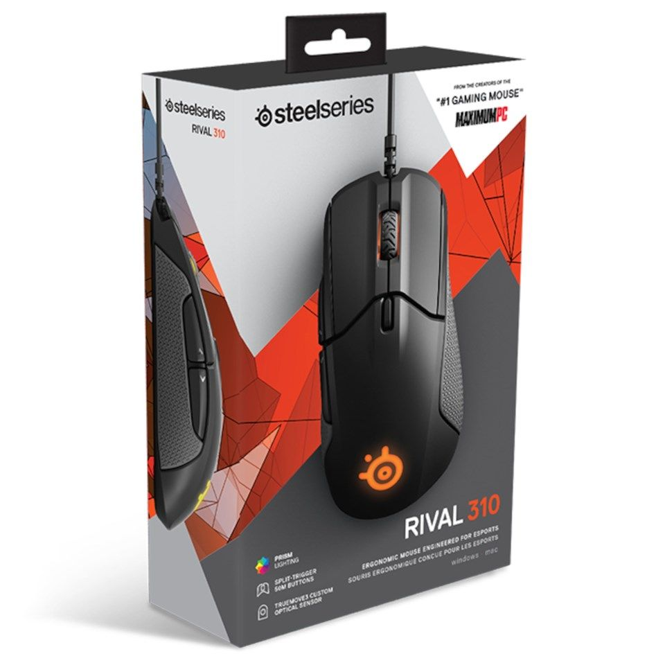 Steelseries Rival 310 Gaming-mus