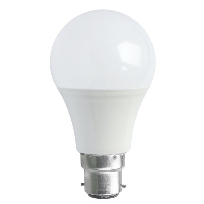 LED-lampa B22 810 lm