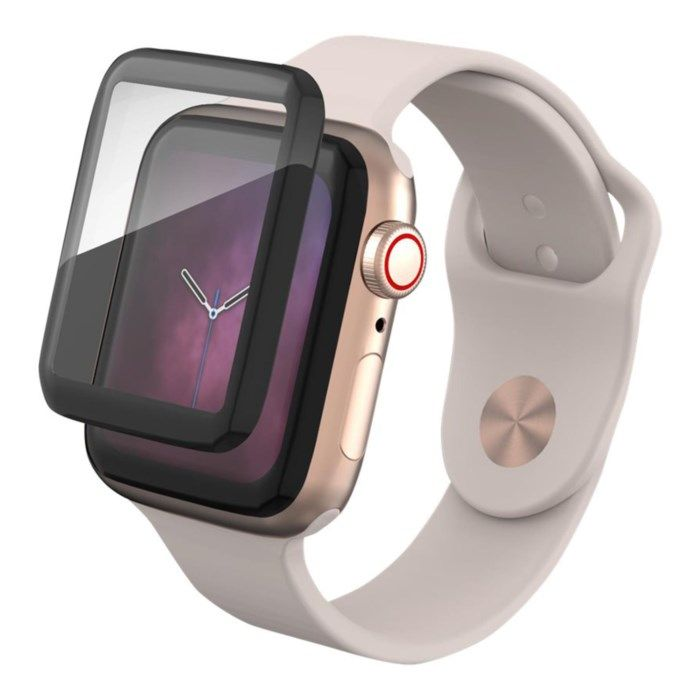 Invisible Shield Glass Curve Elite för Apple Watch Series 4 40 mm