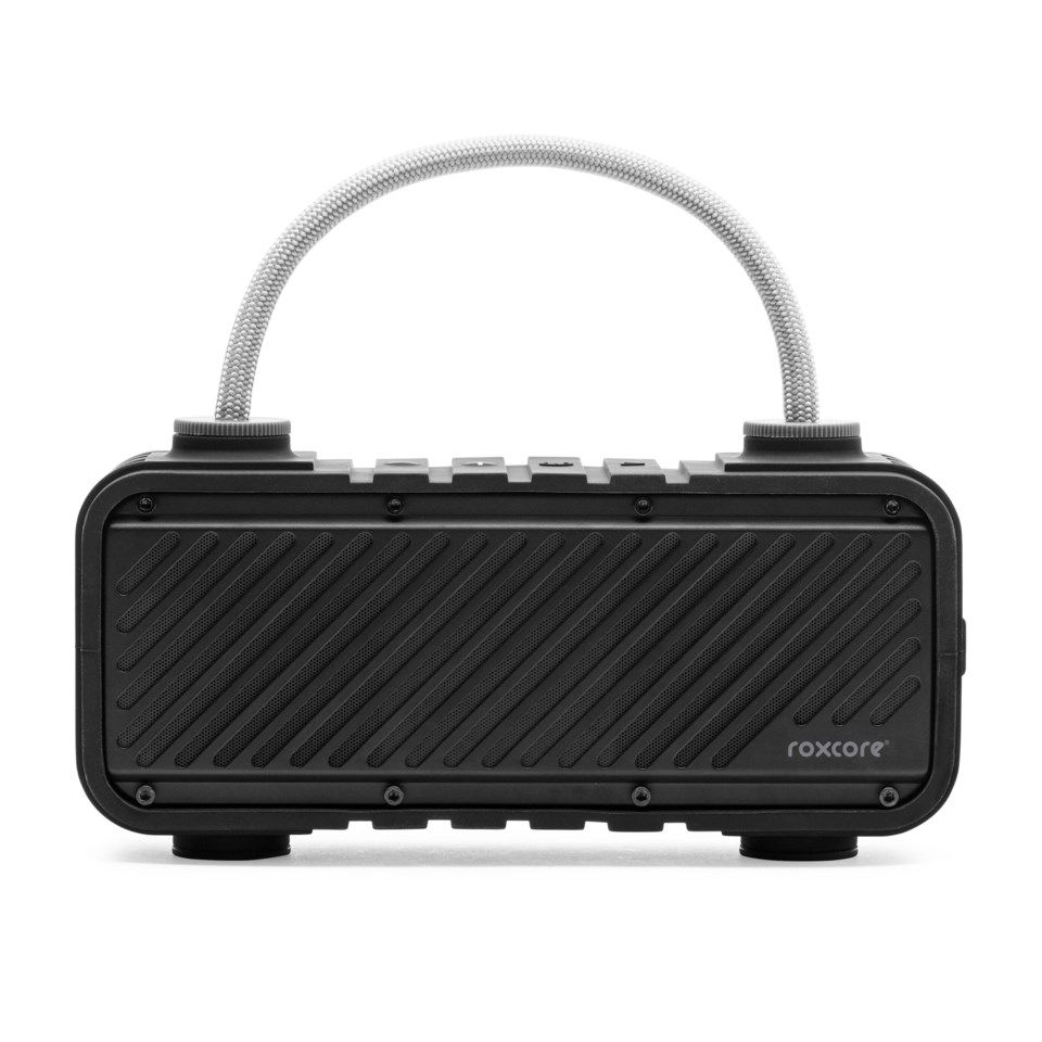 Roxcore Rough Portabel Bluetooth-högtalare