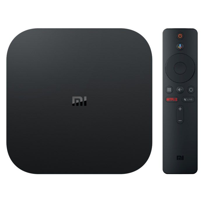 Xiaomi Mi Box S 4K HDR TV-box med Android