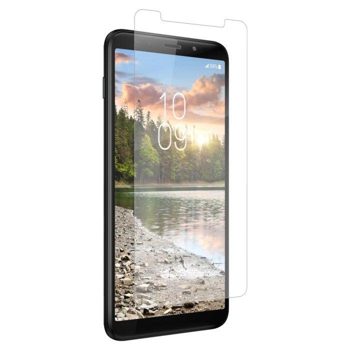 Invisible Shield Glass+ Skärmskydd för Galaxy A9 2018