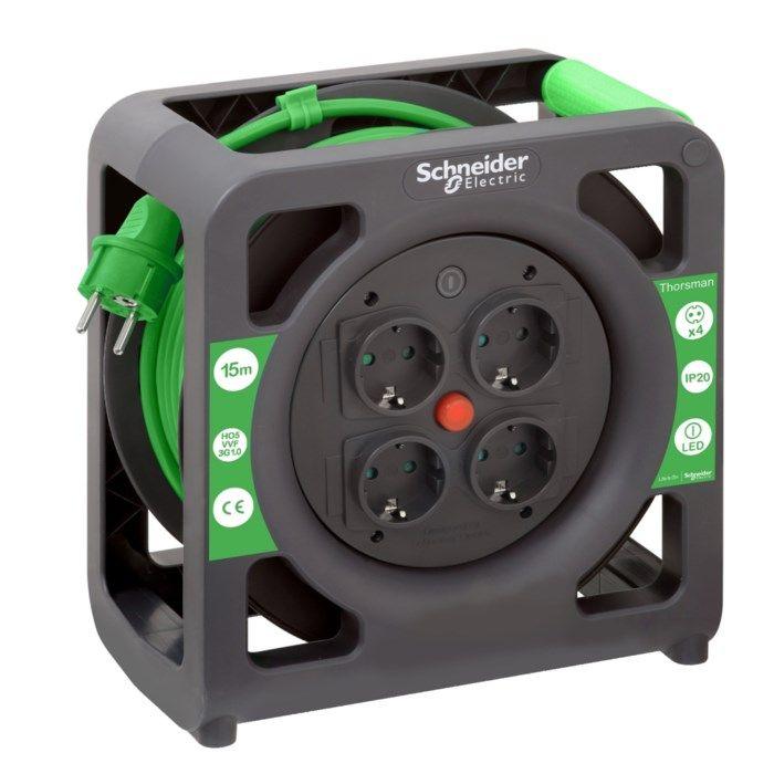 Schneider Electric Kabelvinda 15 m IP20