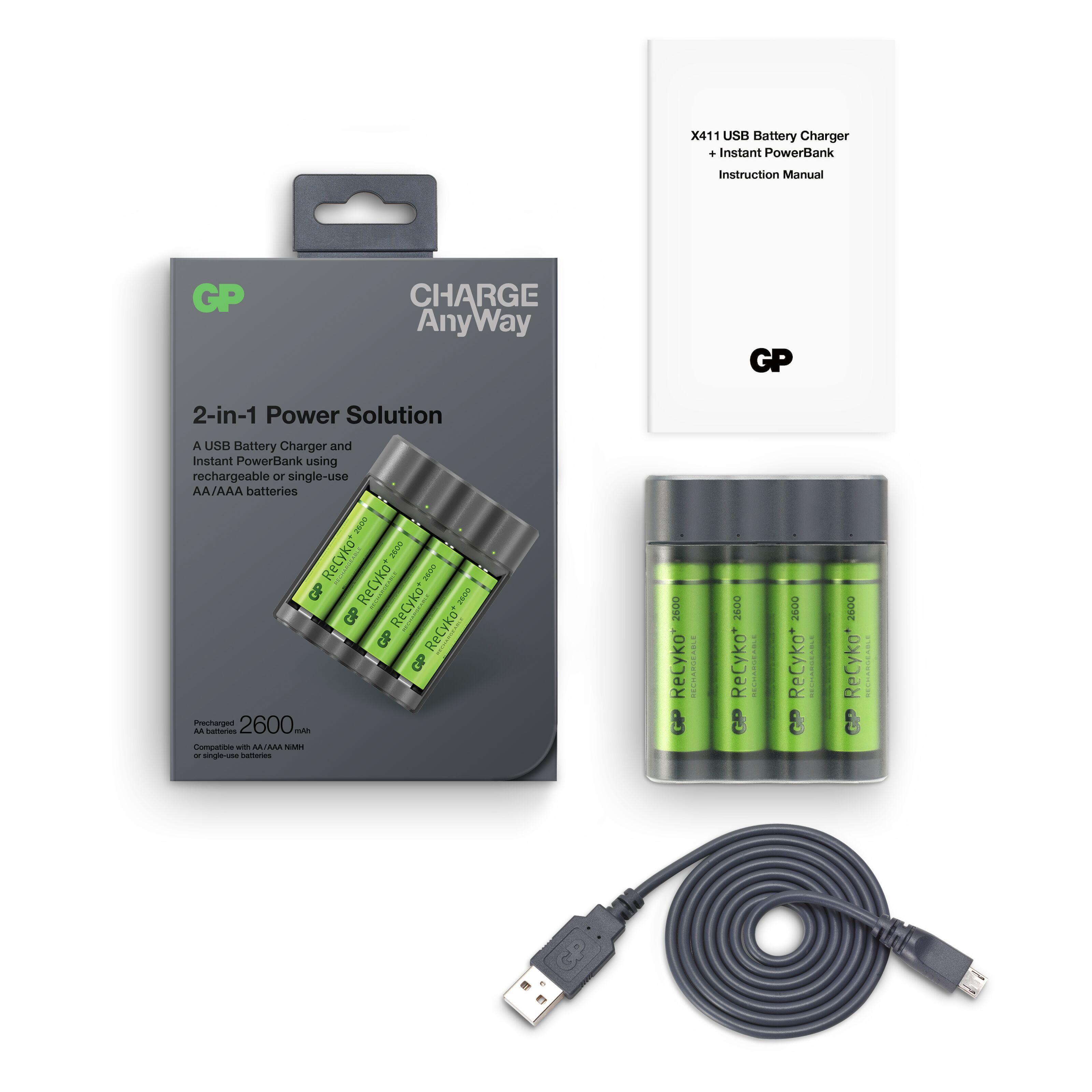 Microusb laddare Batterier och Laddbart Jämför priser på