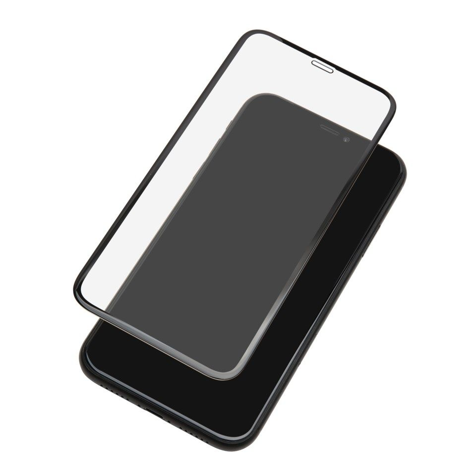 Linocell Elite Extreme Curved Skjermbeskytter for iPhone 11 og Xr