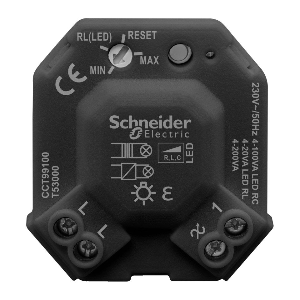 Schneider Electric Dimmerpuck 100 W