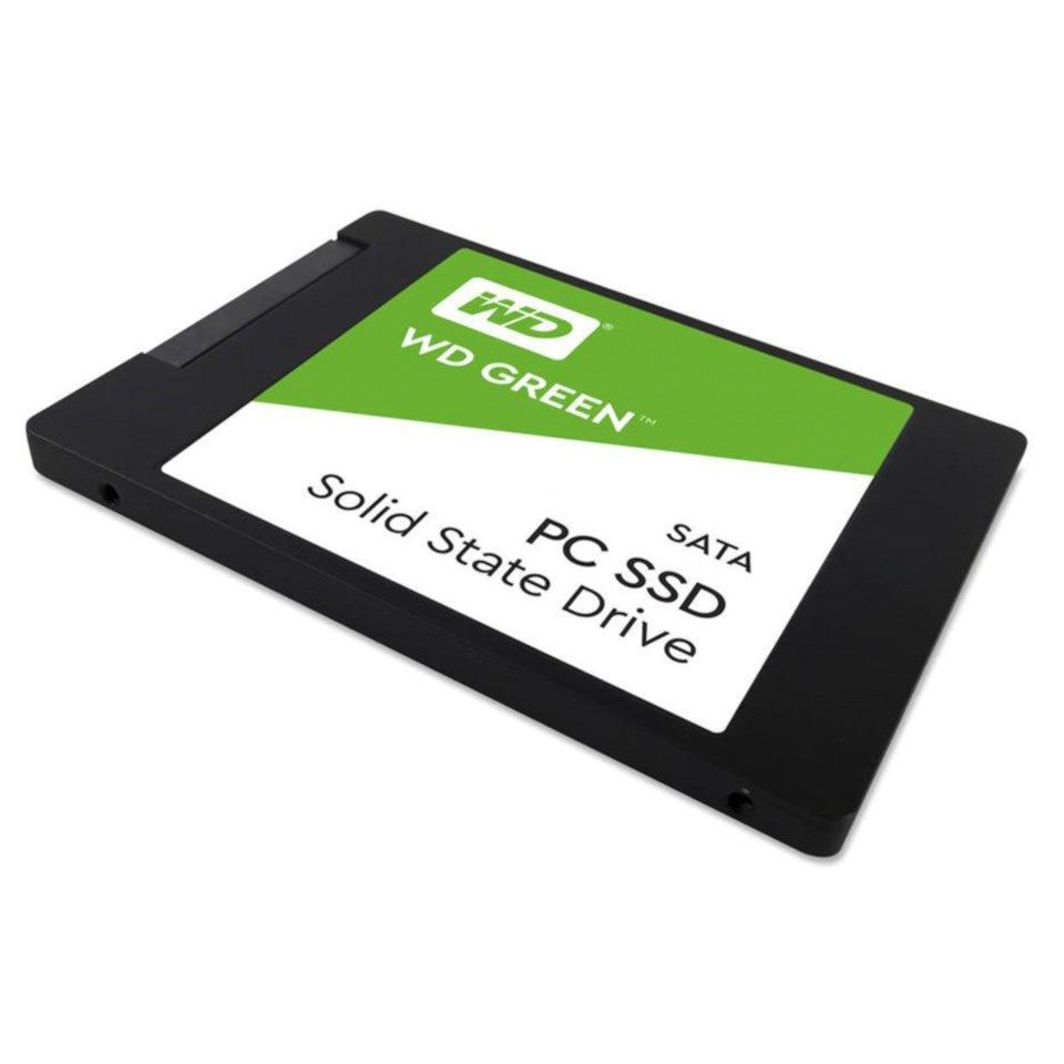 WD Green SSD-disk 480 GB