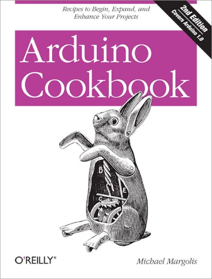 O´Reilly Arduino Cookbook, 2nd Edition