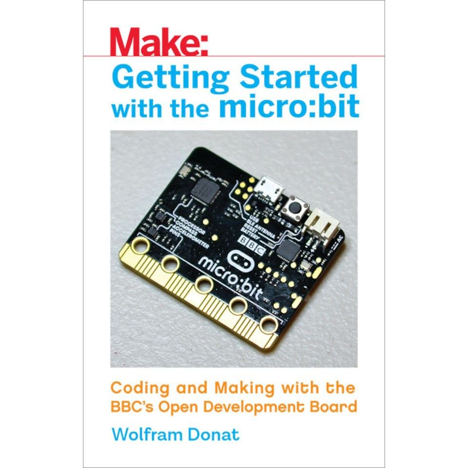 Getting started with the Micro:bit