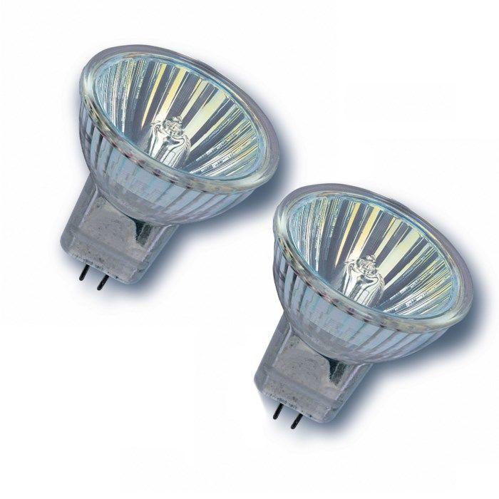 Osram Superstar Halogen-lampa GU4 205 lm 2-pack