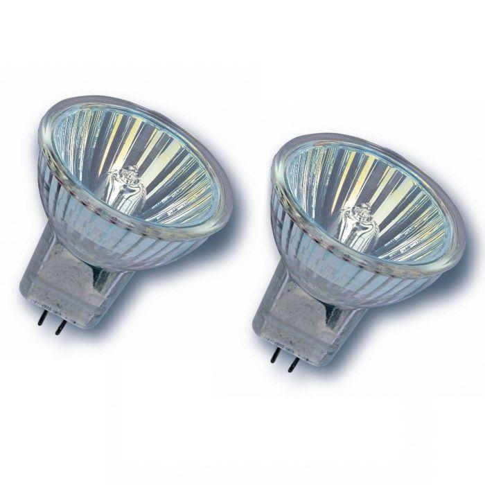 Osram Superstar Halogen-lampa GU4 430 lm 2-pack
