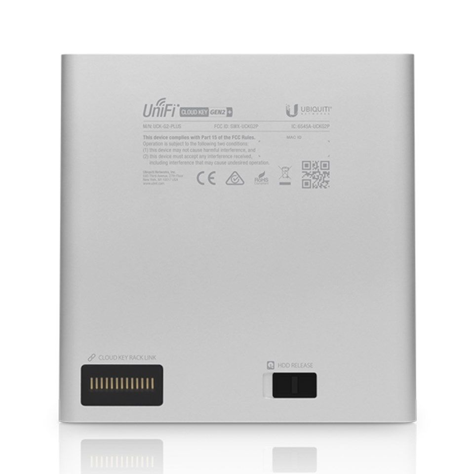 Ubiquiti Unifi Cloud Key Gen2 Plus Kontroller for Unifi-enheter