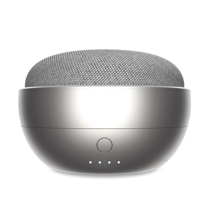 Ninety7 JOT Google Home Mini Batteripack Silver
