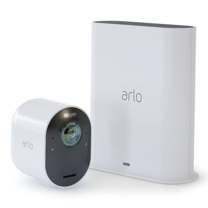 Arlo Ultra Övervakningssystem 1 kamera