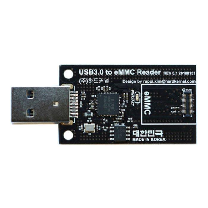 Odroid USB-läsare för XU4 eMMC-modul