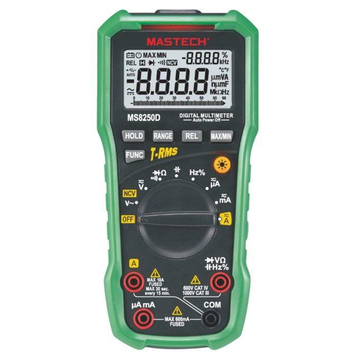 Mastech MS8250D Multimeter