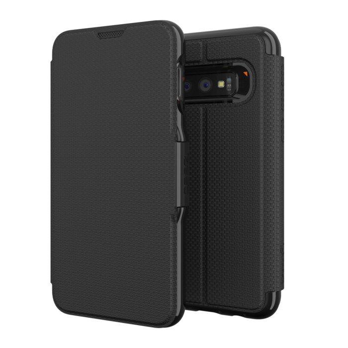 Gear4 Oxford Tålig mobilplånbok för Galaxy S10e