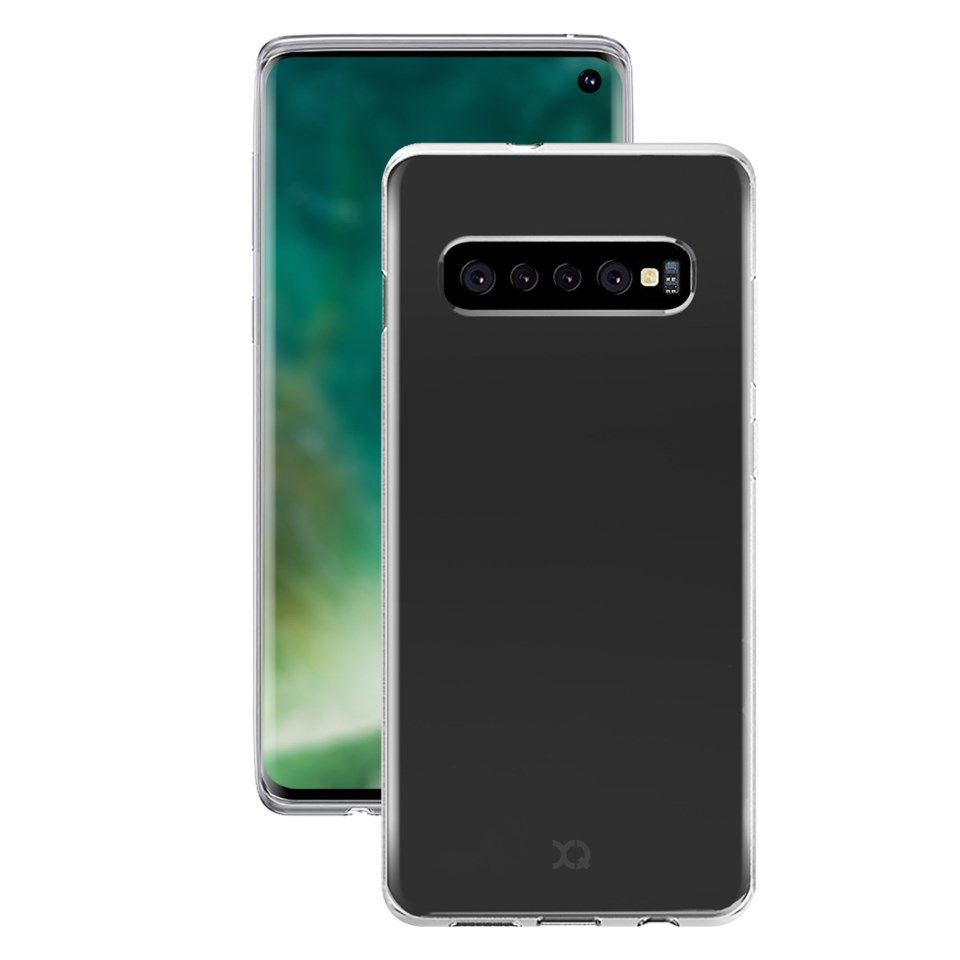 Mobildeksel i TPU for Galaxy S10