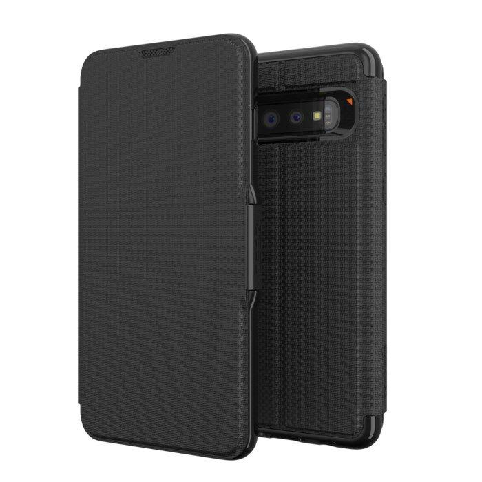 Gear4 Oxford Tålig mobilplånbok för Galaxy S10
