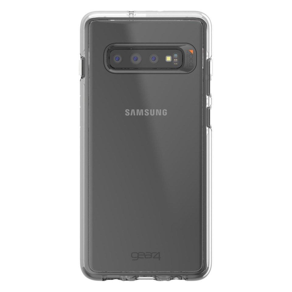 Gear4 Crystal Palace Robust mobildeksel for Galaxy S10 Plus