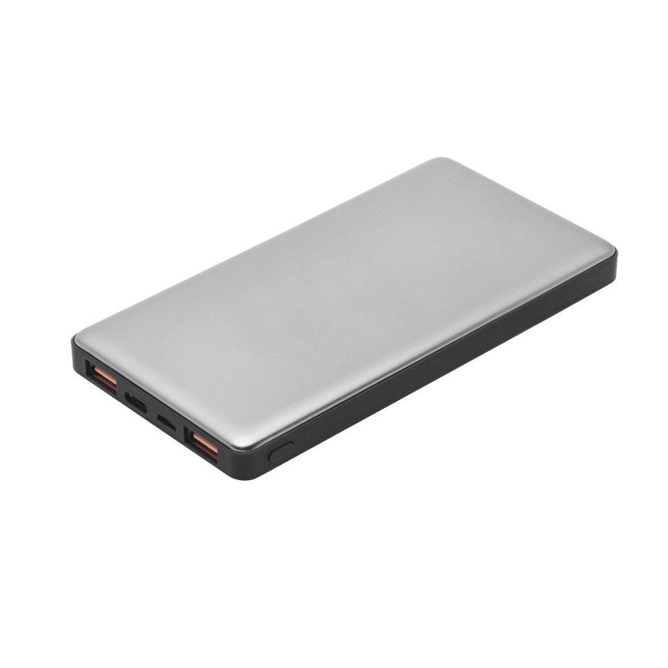 Linocell Premium Powerbank med Quick Charge 3.0 og USB-C PD 10 000 mAh