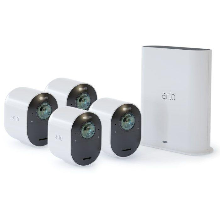 Arlo Ultra Övervakningssystem 4-pack