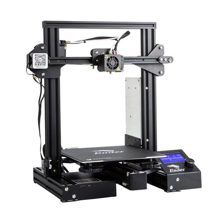 Creality Ender-3 Pro 3D-skrivare
