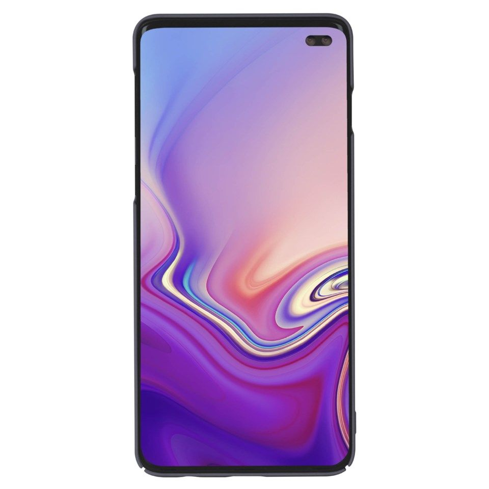 Krusell Sandby Mobildeksel for Galaxy S10 Plus Svart