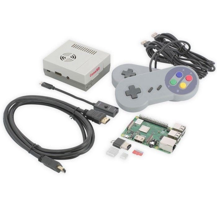 Raspberry Pi 3 Retro Gaming Kit