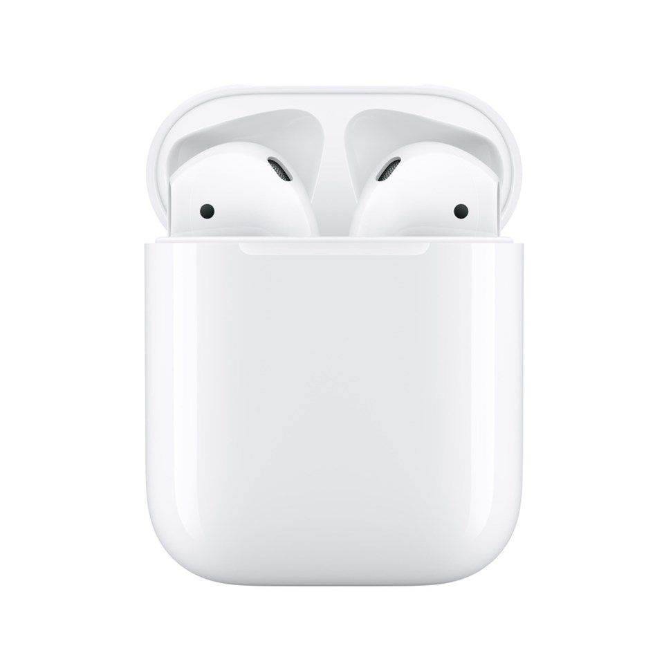 Apple AirPods 2019 med laddningsetui