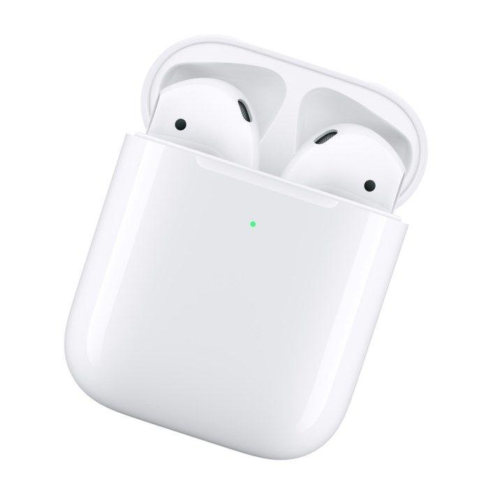 Apple AirPods 2019 med trådlöst laddningsetui