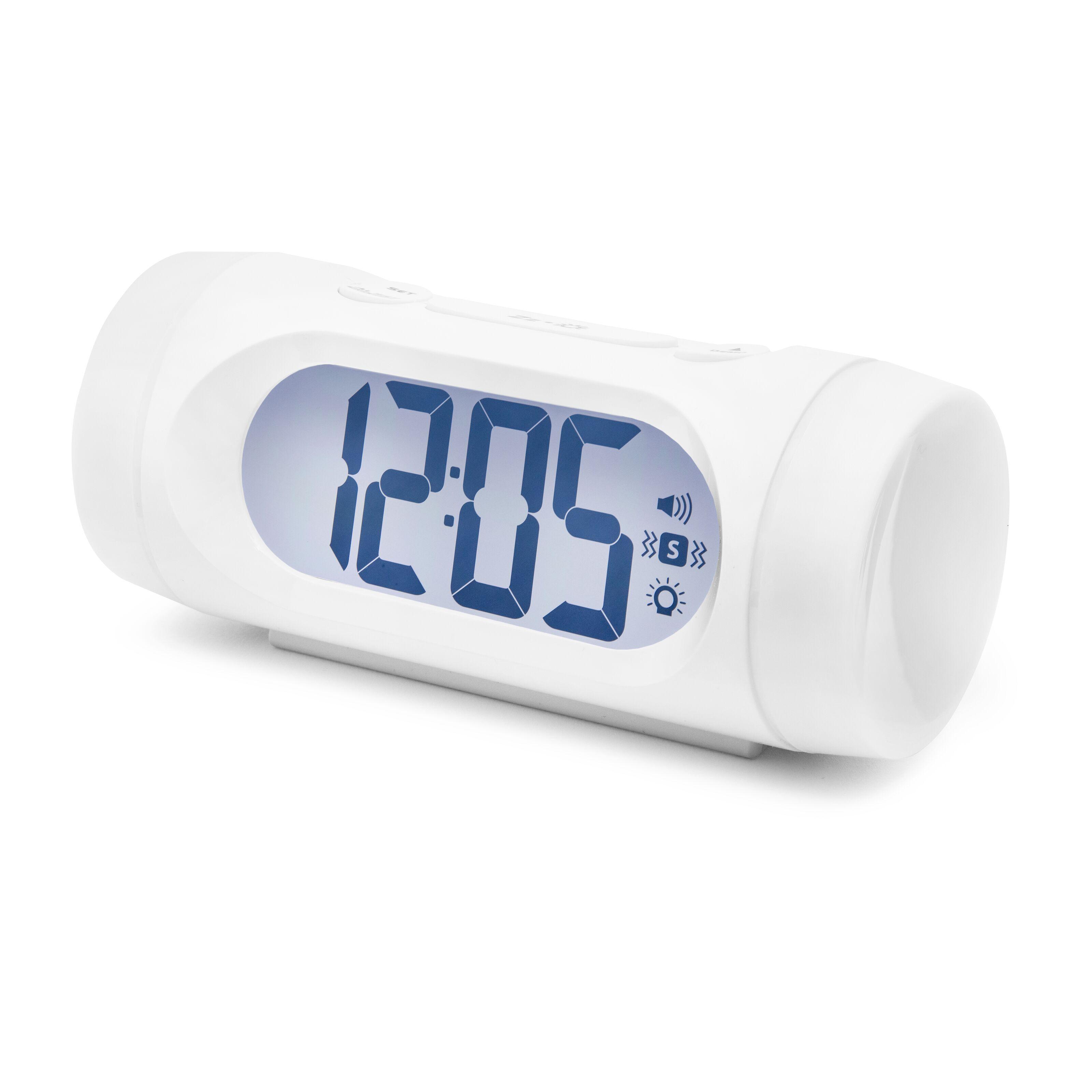 väckarklocka med vibrator
