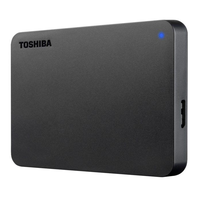 Toshiba Canvio Extern hårddisk 2 TB