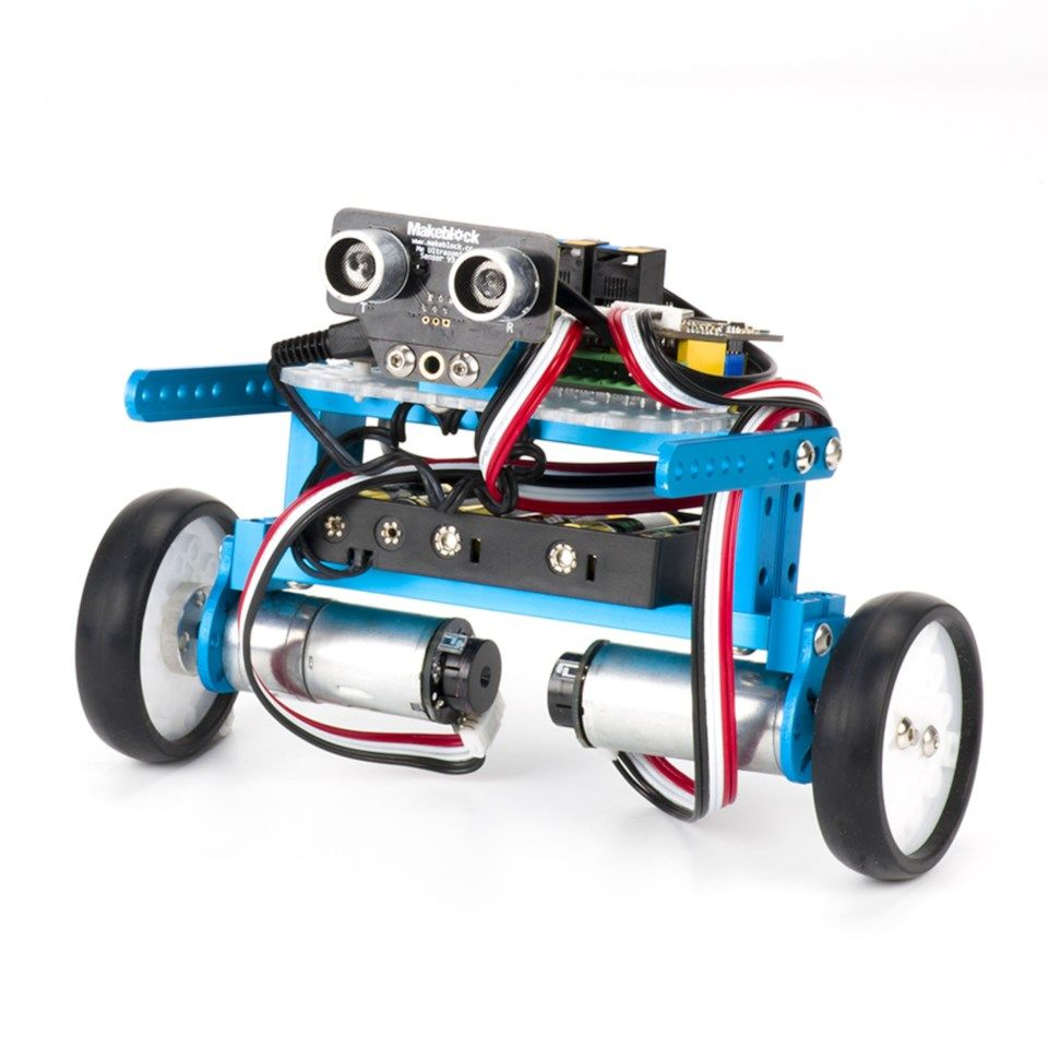 Makeblock Mbot Ultimate 2.0 Robotbyggsats med Bluetooth
