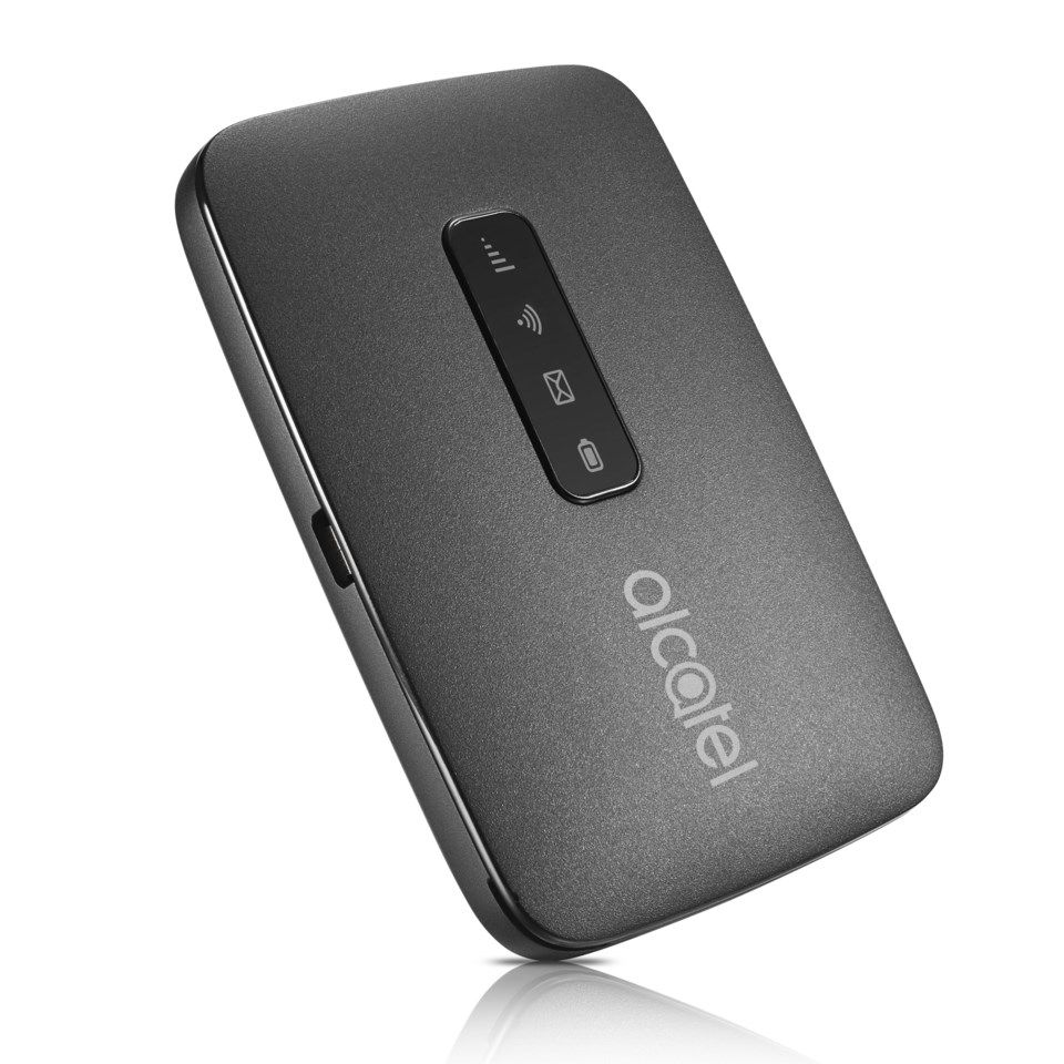 Alcatel Link Zone med Hallon 20 GB startpaket