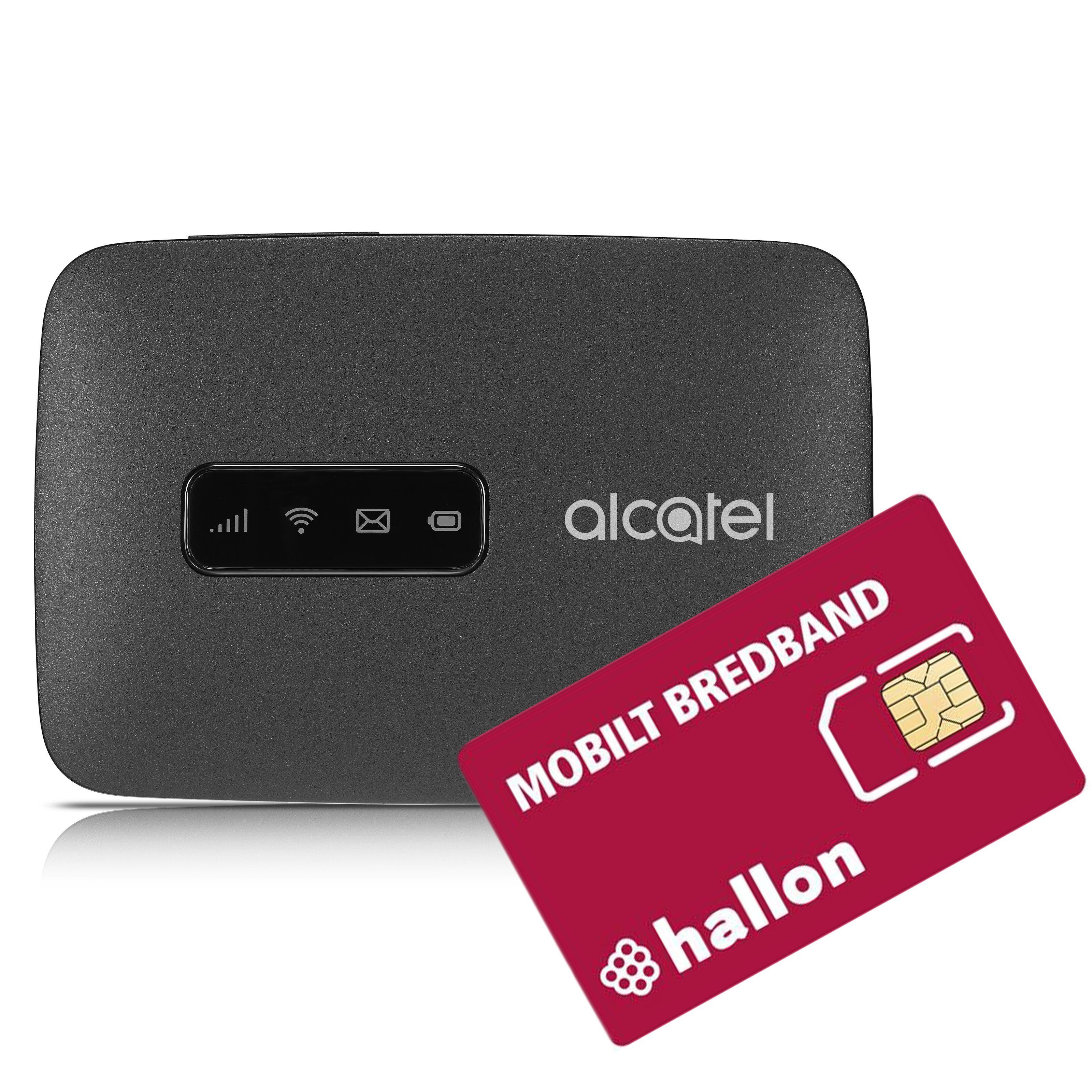 mobilt internet kontantkort