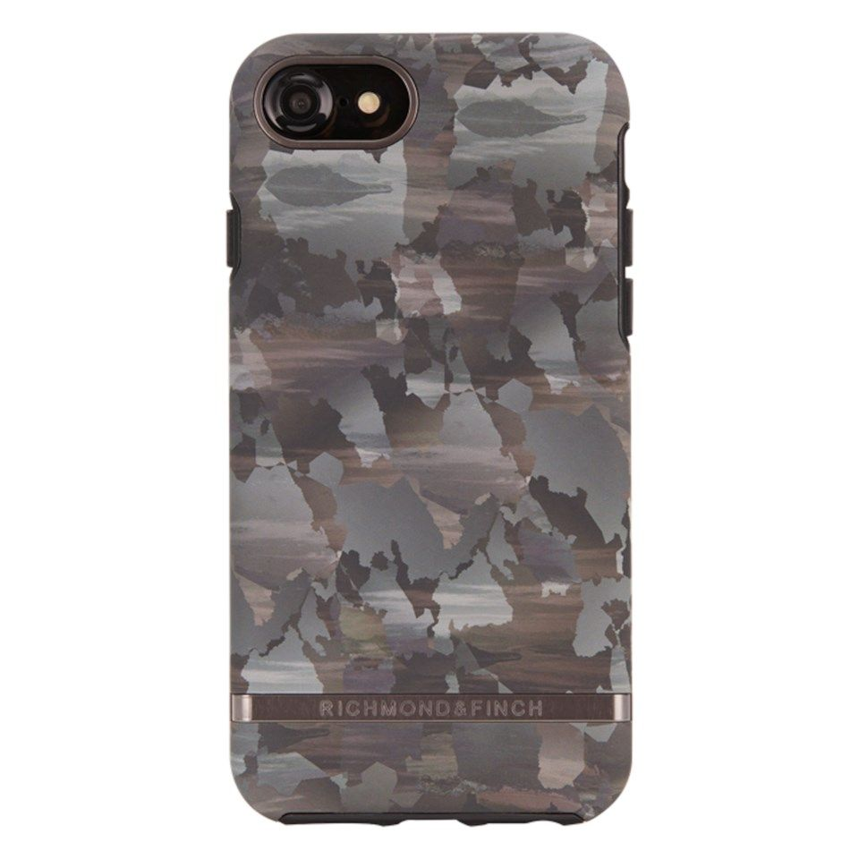 Richmond & Finch Freedom Case Mobildeksel for iPhone 6, 7 og 8 Camouflage