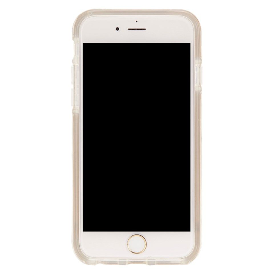Richmond & Finch Freedom Case Mobilskal för iPhone 6, 7 och 8 White Marble