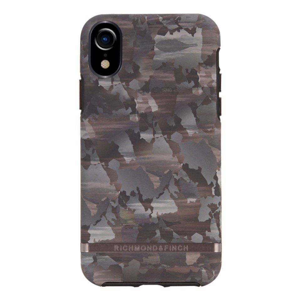 Richmond & Finch Freedom Case Mobilskal för iPhone Xr Camouflage