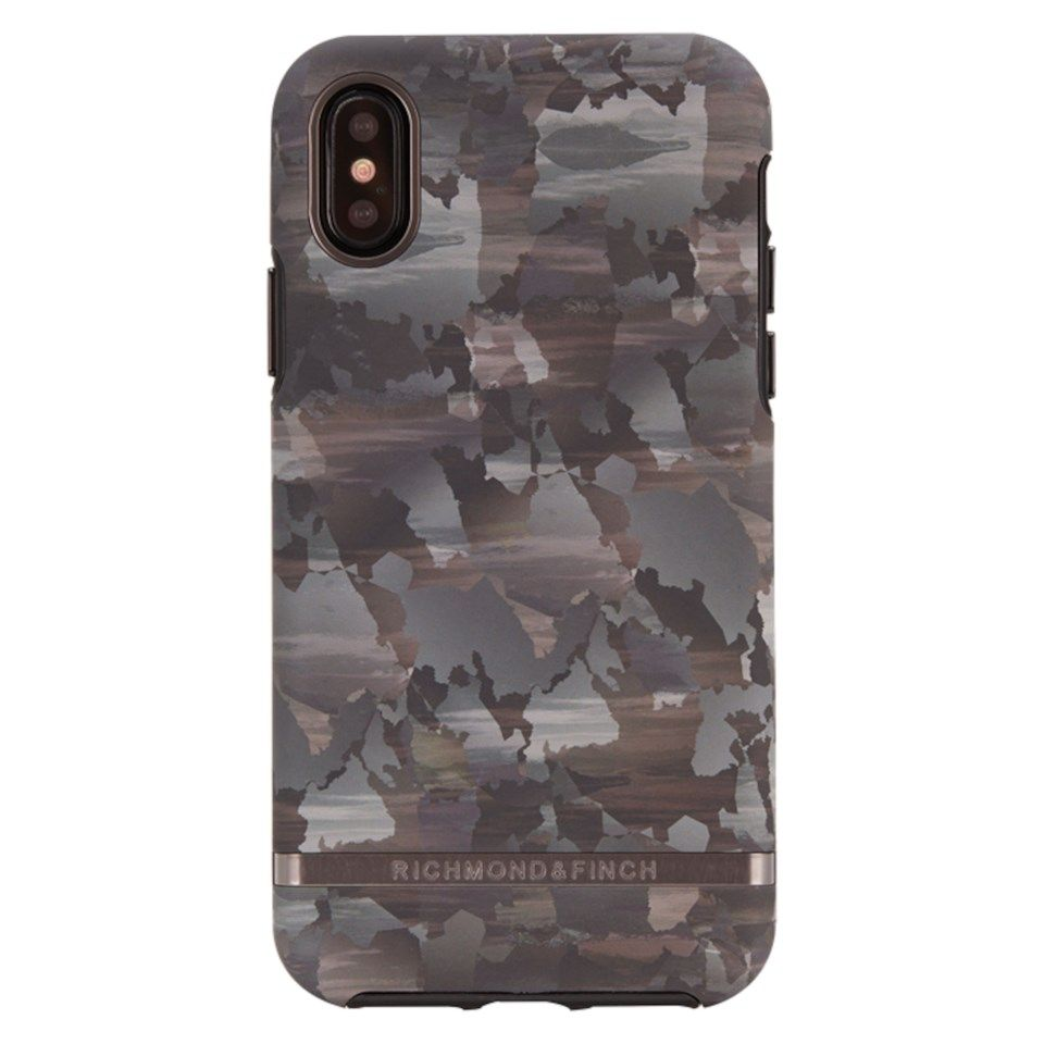 Richmond & Finch Freedom Case Mobilskal för iPhone Xs Max Camouflage